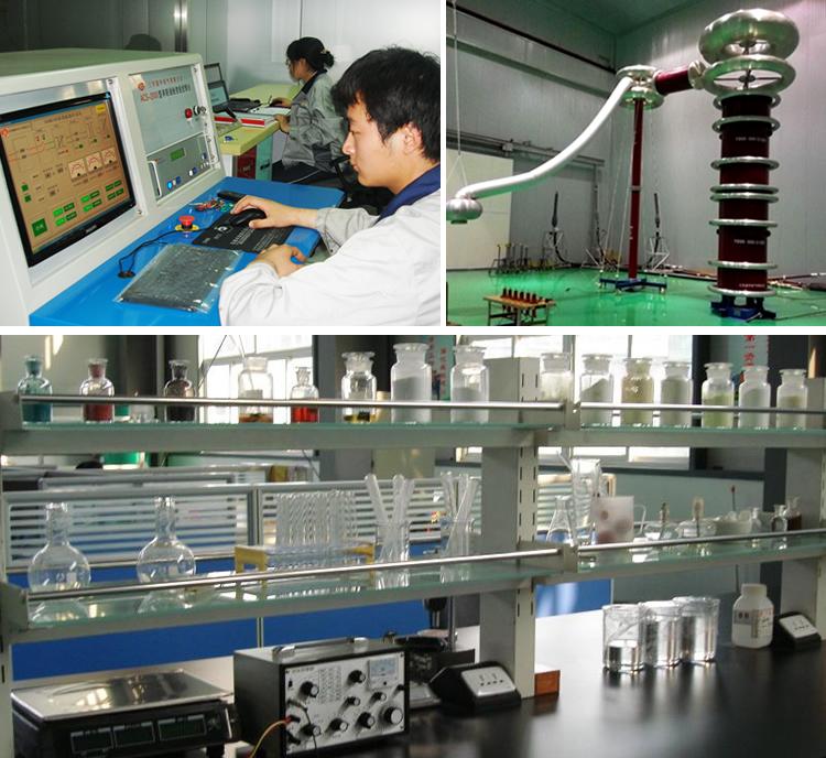 气体试验变压器装置--对互感器,环氧套管及环网柜等系列产品进行工